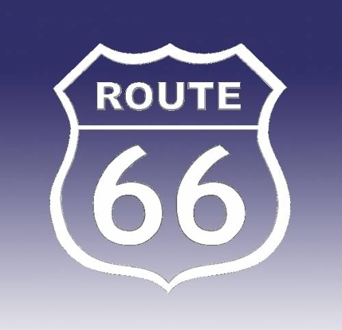 Free Route 66 relief