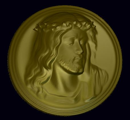 Christ coin(1)