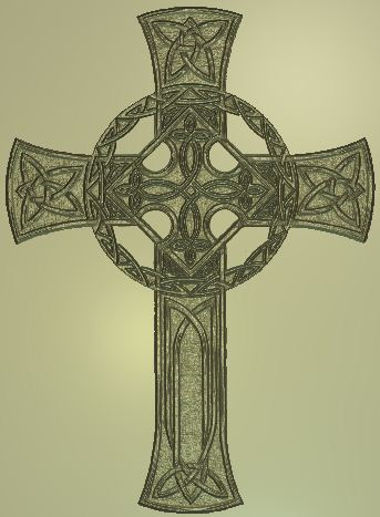 Free relief: Celtic Cross3