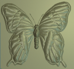 Free Butterfly relief