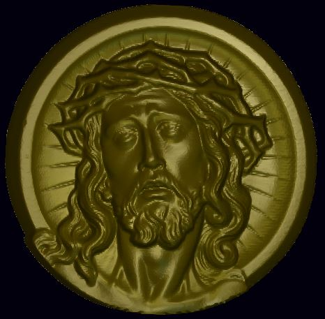 Christ Coin (2)